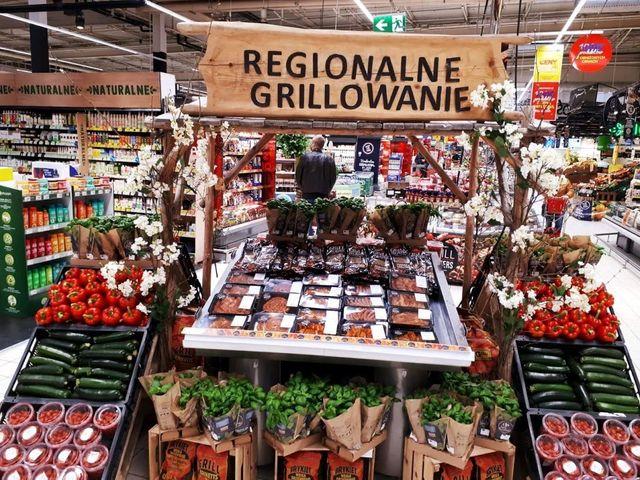 Carrefour gotowy na sezon grillowy
