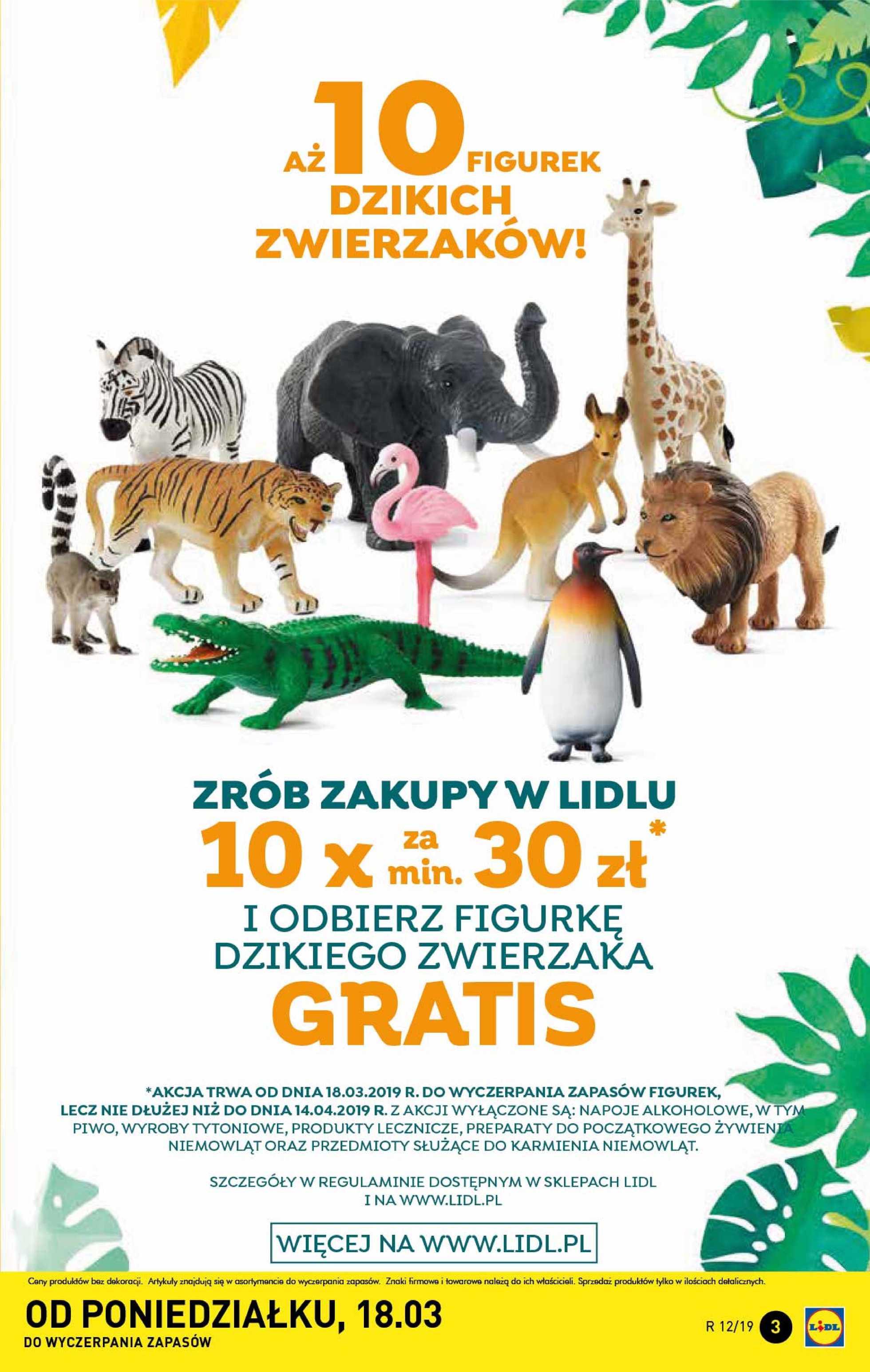 Lidl Gazetka Promocyjna 18 03 2019 Gazetkowopl
