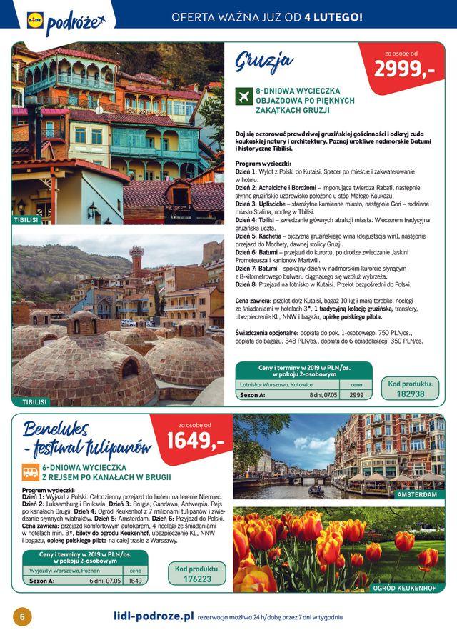 Lidl - gazetka obowiązująca od 2019-02-04 - strona 6