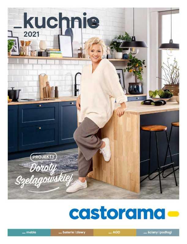 Castorama - gazetka promocyjna ważna od 06.04.2021 do 31.12.2021 - strona 1.