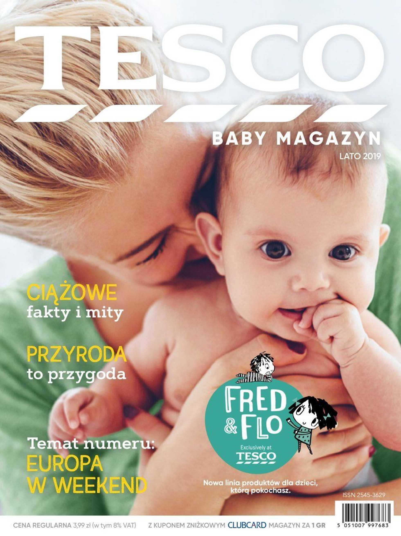 Tesco - gazetka obowiązująca od 2019-05-06 - strona 1