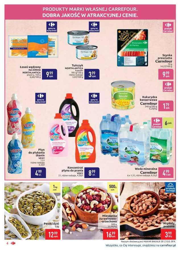 Carrefour Market - gazetka obowiązująca od 2019-07-23 - strona 4