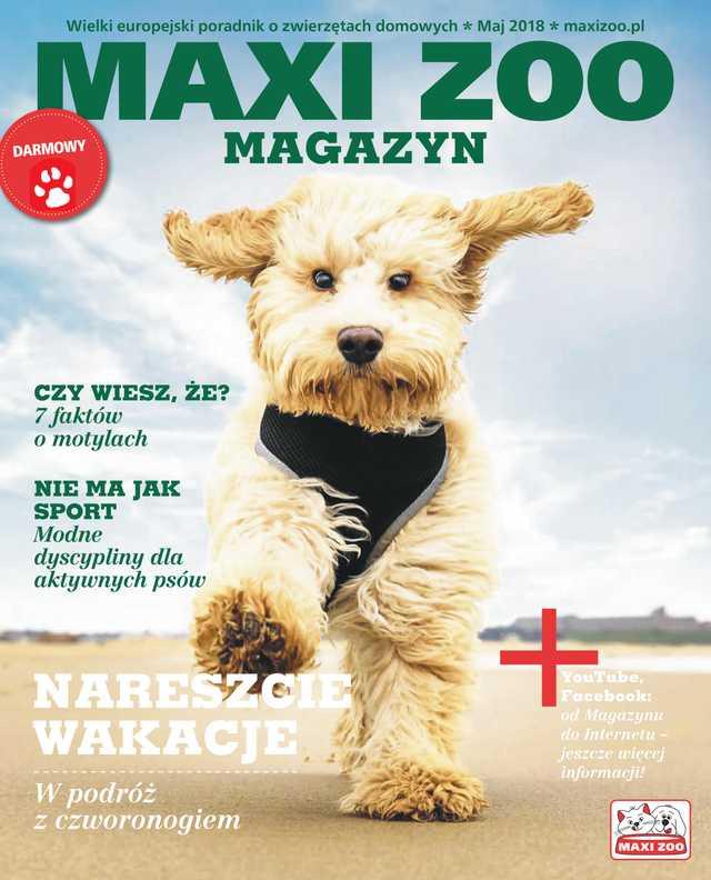 78db9b376 Maxi ZOO - gazetka obowiązująca od 2018-05-05 - strona 1