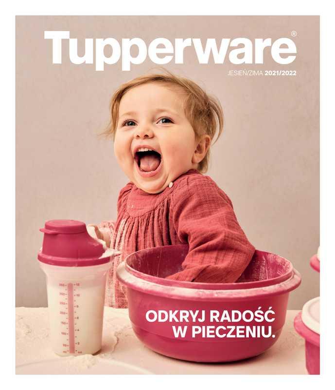 Tupperware - gazetka promocyjna ważna od 23.09.2021 do 20.03.2022 - strona 1.