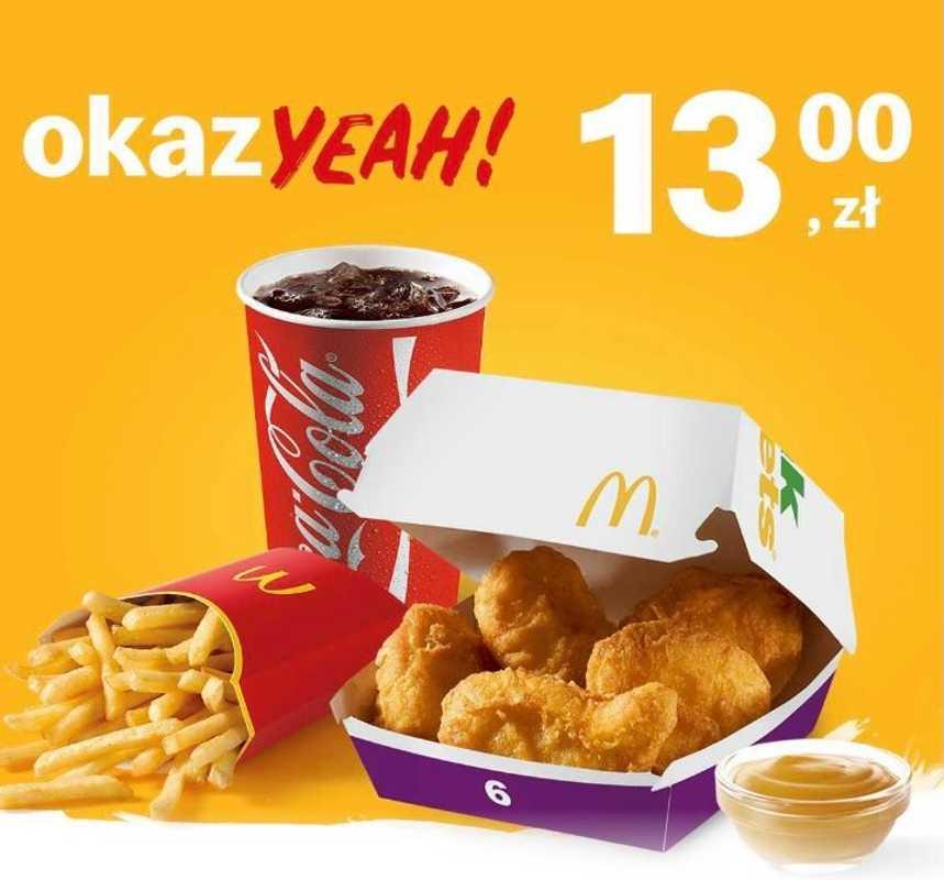 McDonald's - gazetka promocyjna ważna od 28.09.2020 do 30.09.2020 - strona 1.