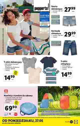 Lidl - gazetka obowiązująca od 2019-05-27 - strona 23