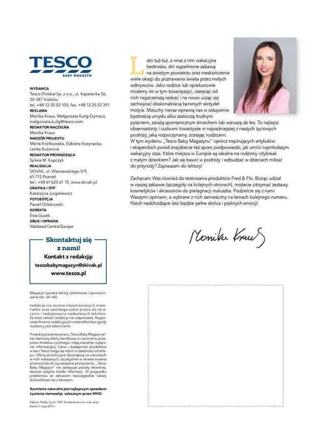 Tesco - gazetka obowiązująca od 2019-05-06 - strona 3