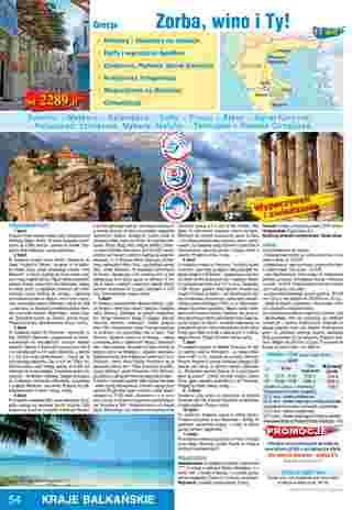 Almatur - gazetka obowiązująca od 2019-01-01 - strona 54