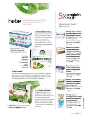 Hebe - gazetka obowiązująca od 2019-01-01 - strona 103