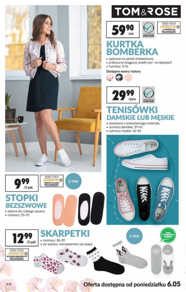 Biedronka - gazetka obowiązująca od 2019-05-06 - strona 4