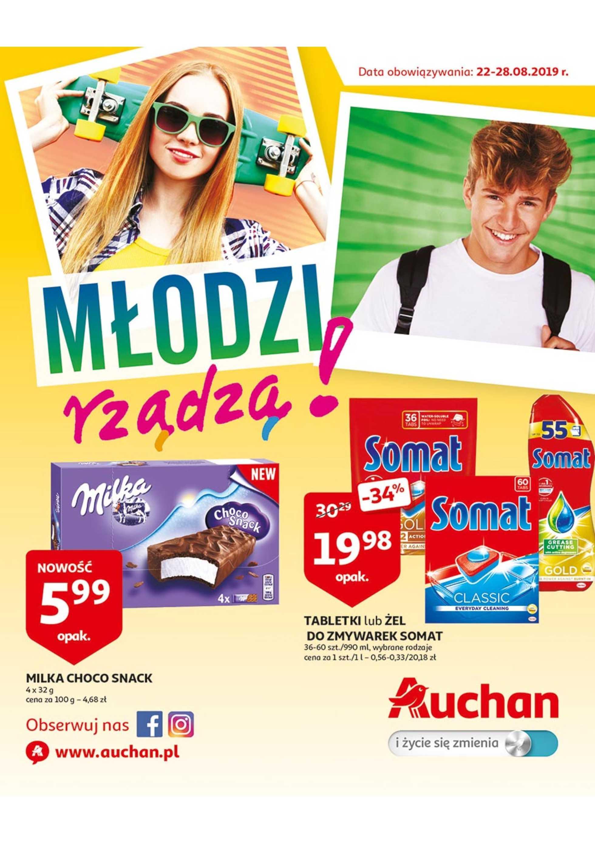 Auchan - gazetka obowiązująca od 2019-08-22 - strona 2