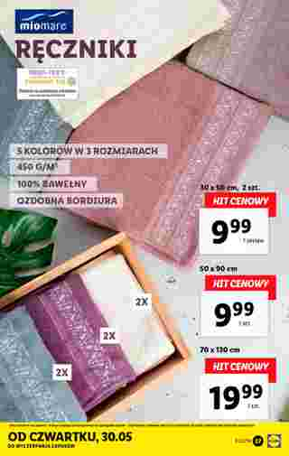 Lidl - gazetka obowiązująca od 2019-05-27 - strona 27