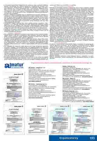 Almatur - gazetka obowiązująca od 2019-01-01 - strona 193