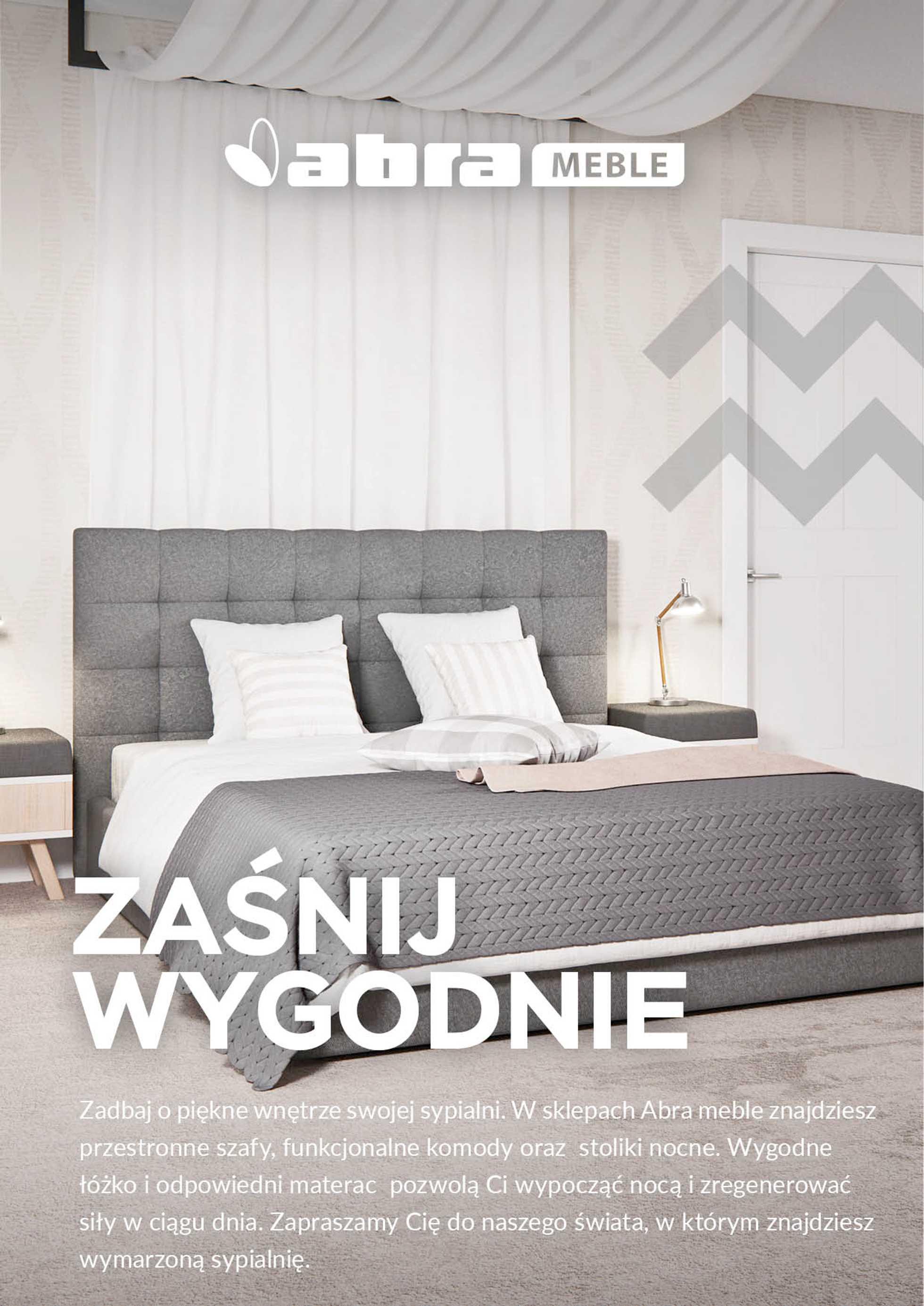 Abra Meble Gazetka Promocyjna 01 03 2019 Gazetkowopl