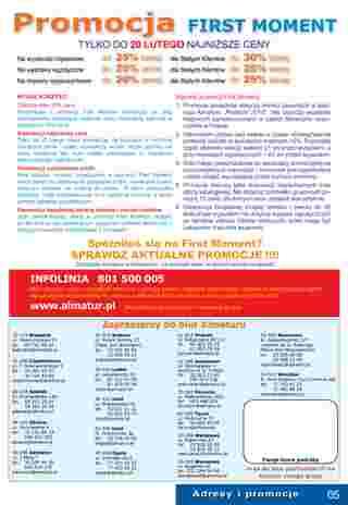 Almatur - gazetka obowiązująca od 2019-01-01 - strona 5