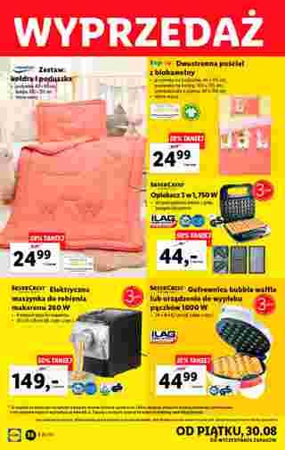 Lidl - gazetka obowiązująca od 2019-08-26 - strona 36