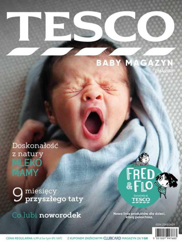 Tesco - gazetka obowiązująca od 2018-11-05 - strona 1
