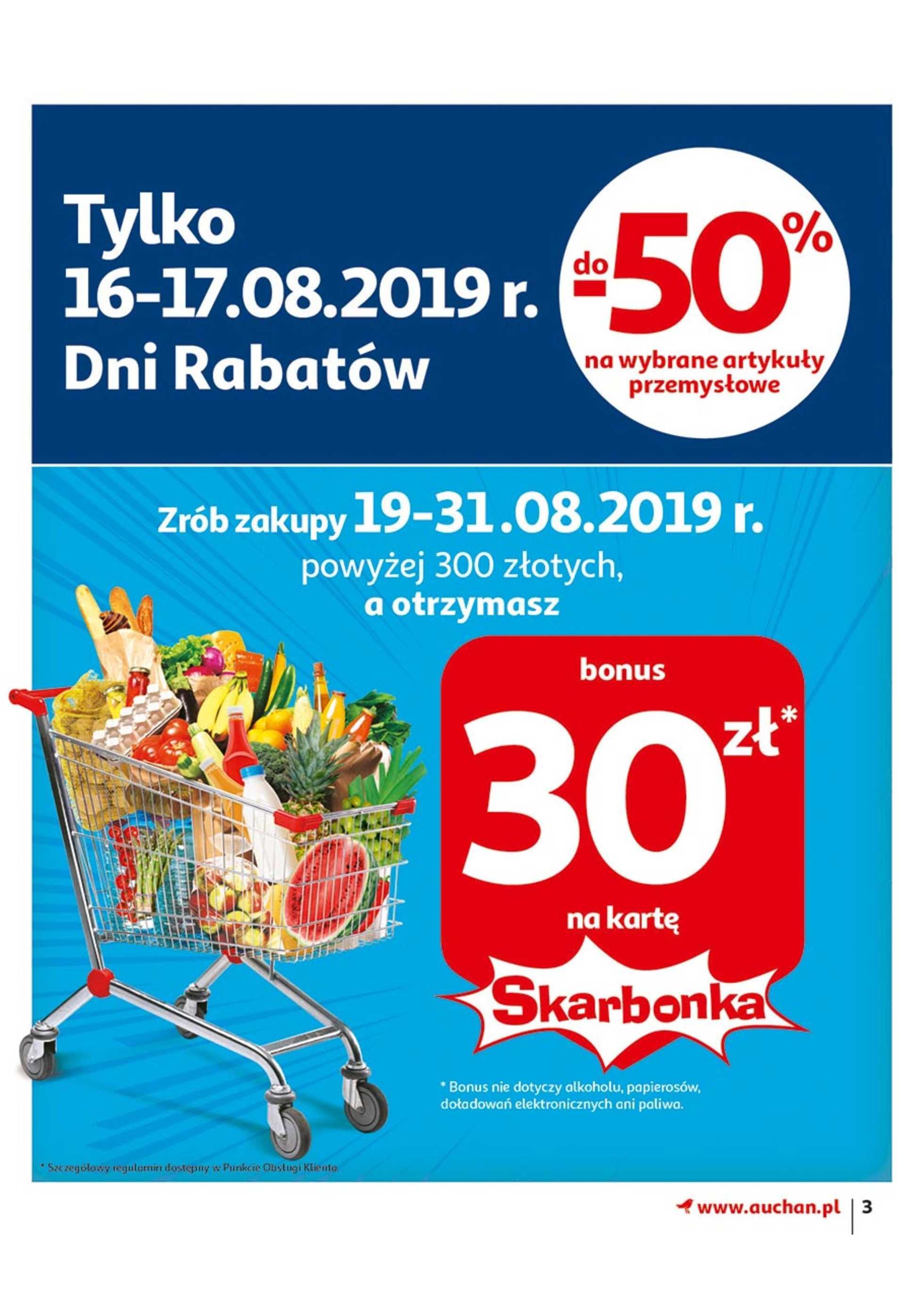 Auchan - gazetka obowiązująca od 2019-08-22 - strona 4