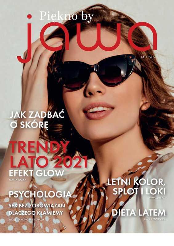 Jawa Drogerie - gazetka promocyjna ważna od 22.06.2021 do 22.09.2021 - strona 1.