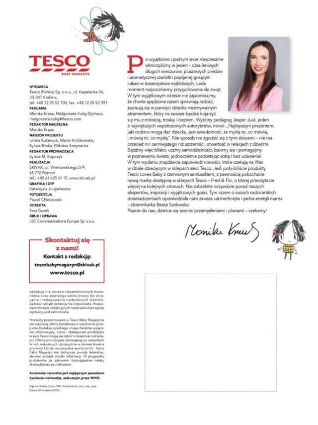 Tesco - gazetka obowiązująca od 2018-11-05 - strona 3