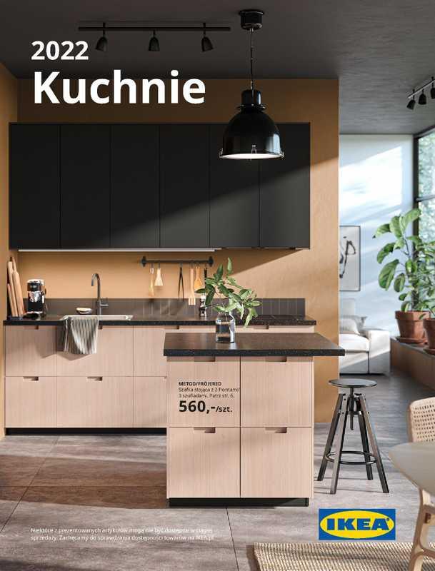 Ikea - gazetka promocyjna ważna od 23.08.2021 do 31.12.2022 - strona 1.
