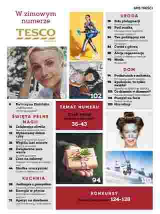 Tesco - gazetka obowiązująca od 2018-11-26 - strona 5