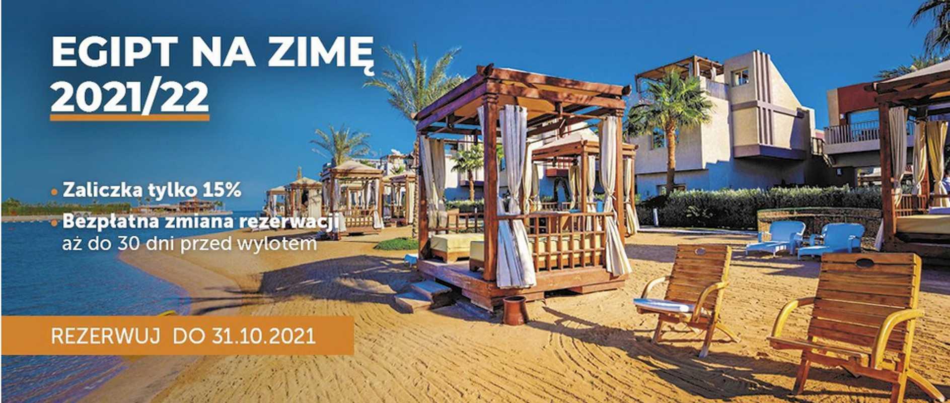 Sun&Fun - gazetka promocyjna ważna od 21.09.2021 do 31.10.2021 - strona 1.