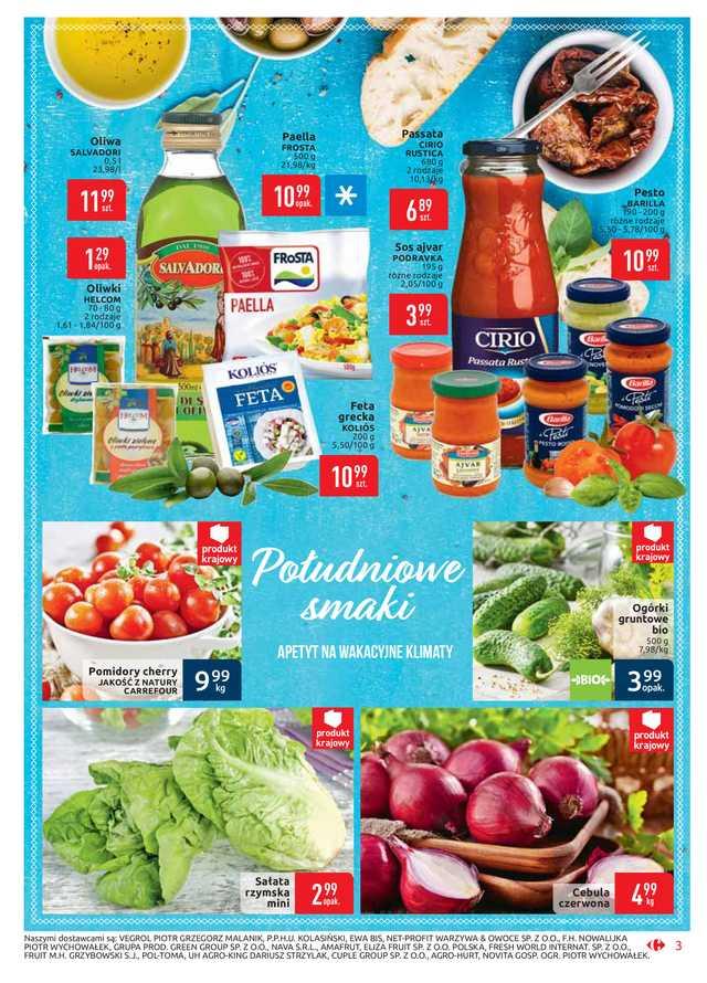 Carrefour Market - gazetka obowiązująca od 2019-07-23 - strona 3