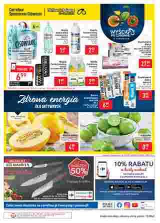 Carrefour Market - gazetka obowiązująca od 2019-07-23 - strona 16