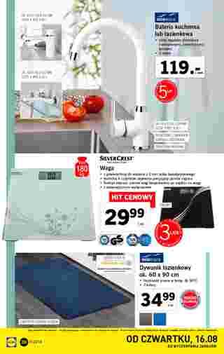 Lidl - gazetka obowiązująca od 13-08-2018 - strona 30