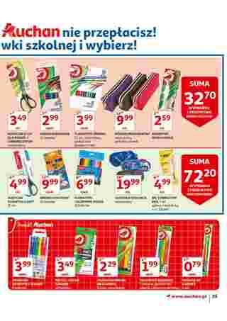Auchan - gazetka obowiązująca od 2019-08-22 - strona 36
