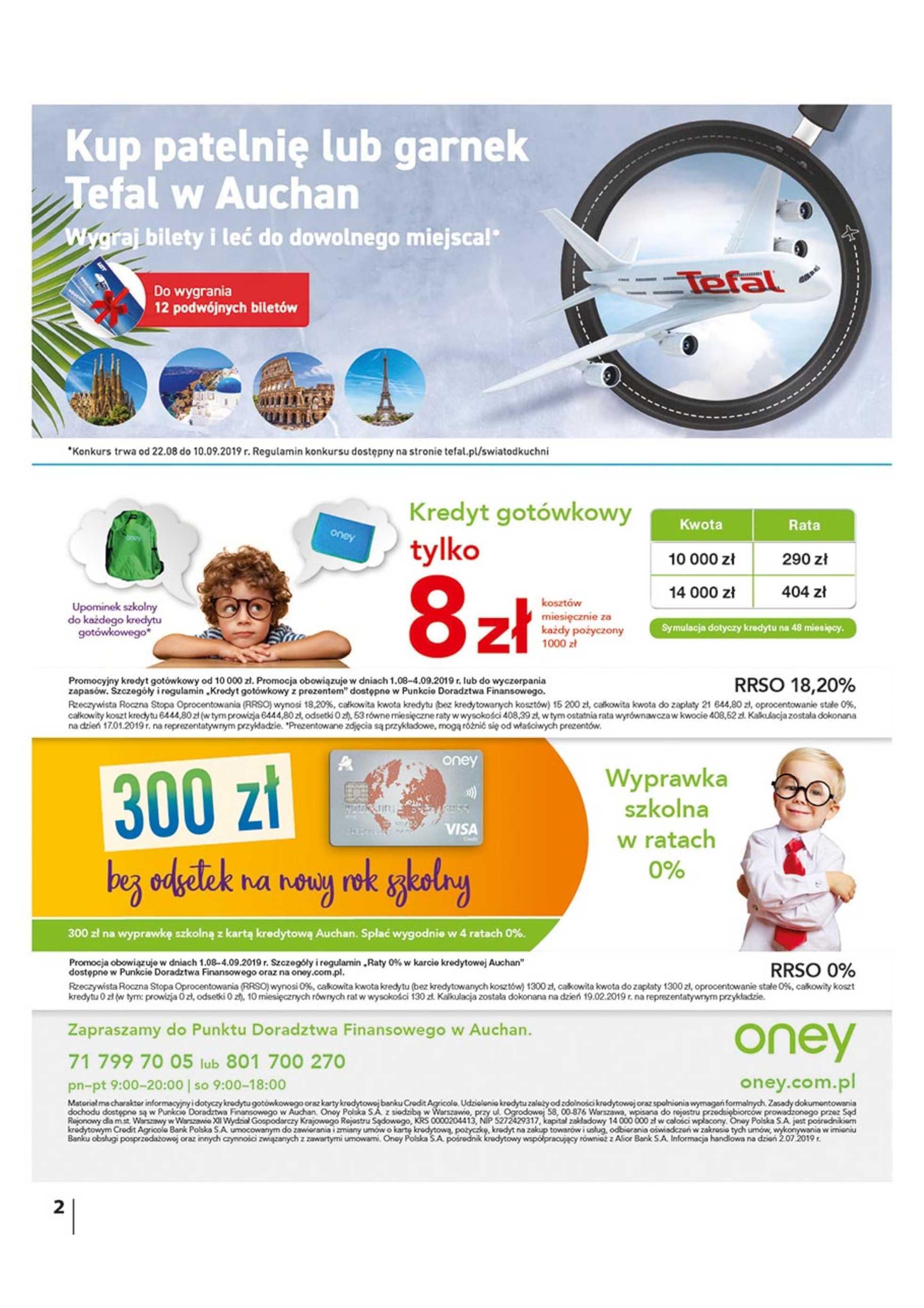 Auchan - gazetka obowiązująca od 2019-08-22 - strona 3