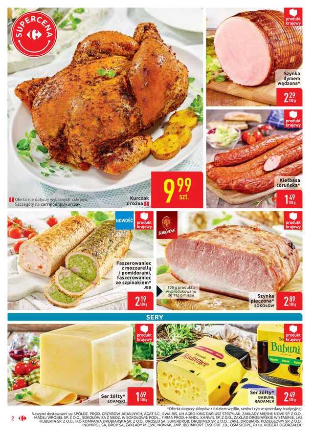 Carrefour Market - gazetka obowiązująca od 2019-07-23 - strona 2