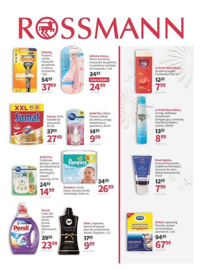 Rossmann - gazetka obowiązująca od 2019-01-09 - strona 3