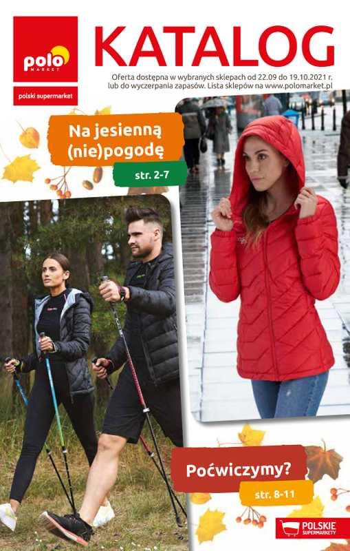 Polomarket - gazetka promocyjna ważna od 22.09.2021 do 19.10.2021 - strona 1.