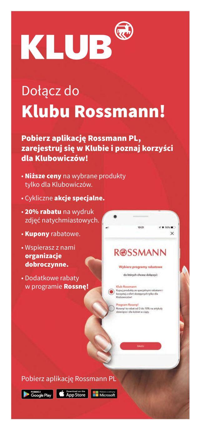 Rossmann - gazetka obowiązująca od 2019-02-08 - strona 20