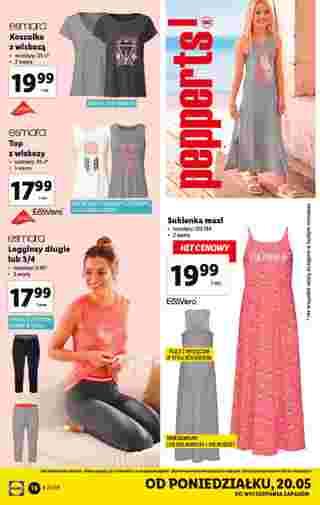 Lidl - gazetka obowiązująca od 20-05-2019 - strona 16