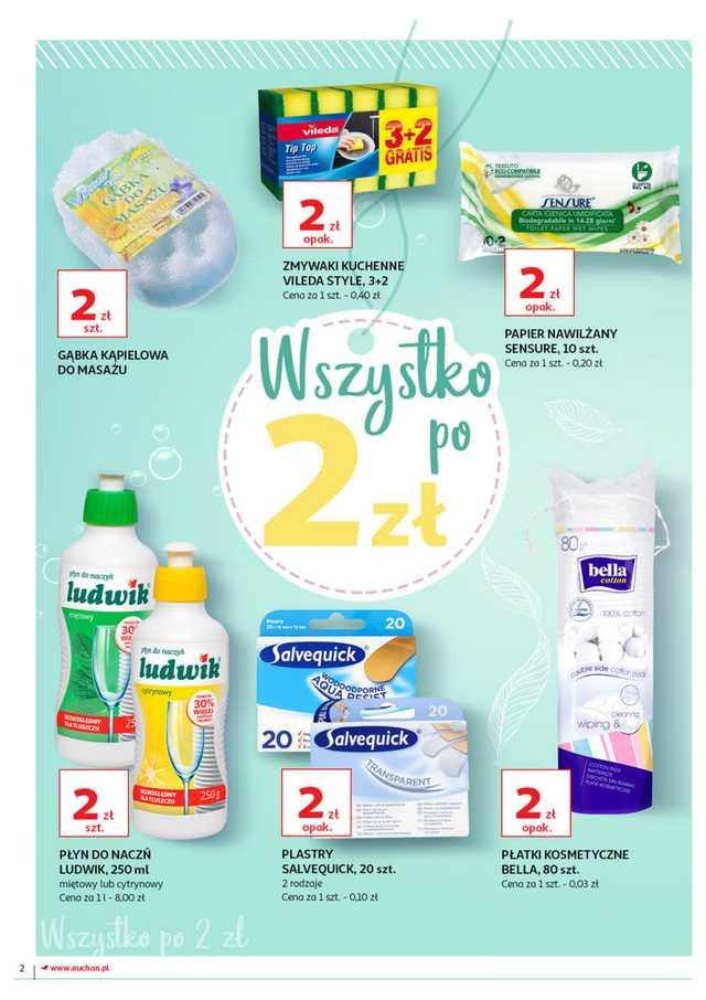 Auchan - gazetka obowiązująca od 2019-07-18 - strona 2