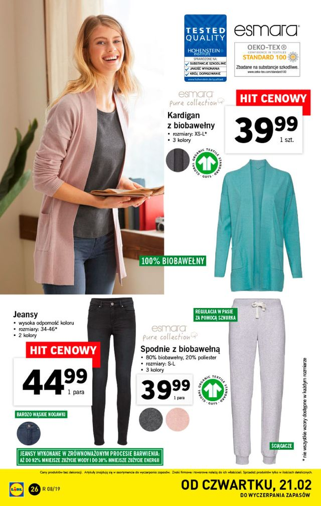 Lidl - gazetka obowiązująca od 2019-02-18 - strona 26