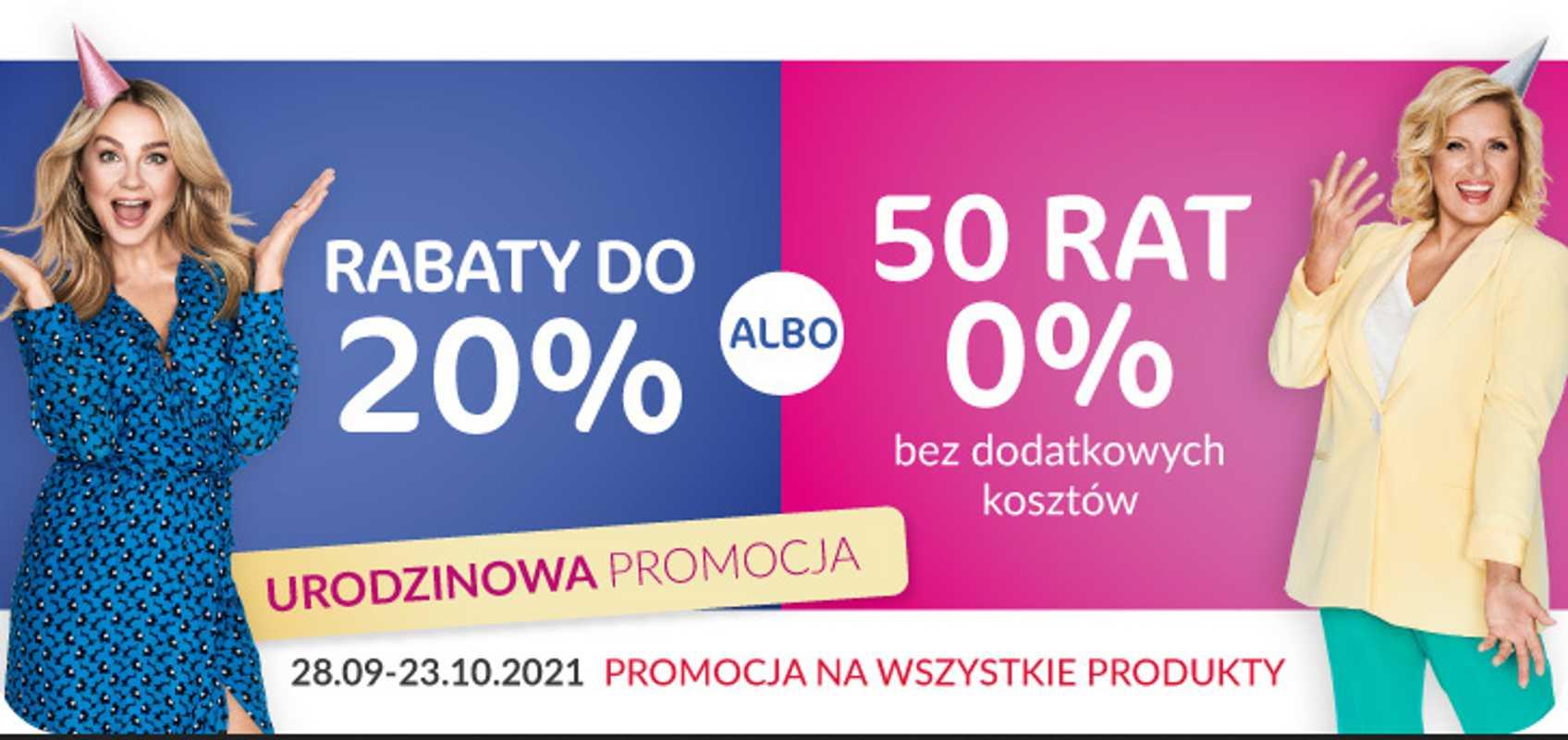 Agata Meble - gazetka promocyjna ważna od 28.09.2021 do 23.10.2021 - strona 1.