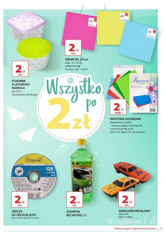 Auchan - gazetka obowiązująca od 2019-07-18 - strona 3