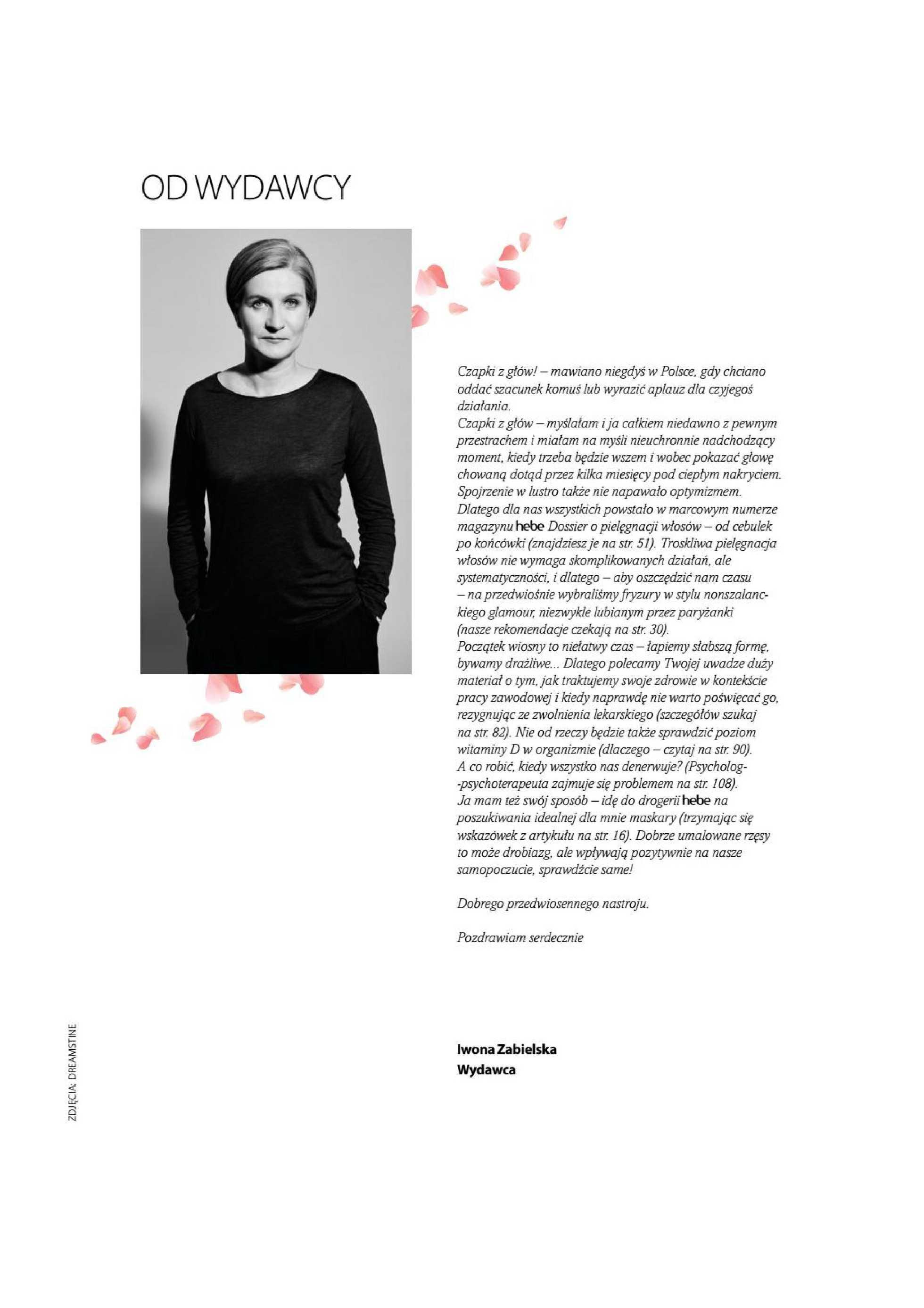 Hebe - gazetka obowiązująca od 01-03-2019 - strona 3