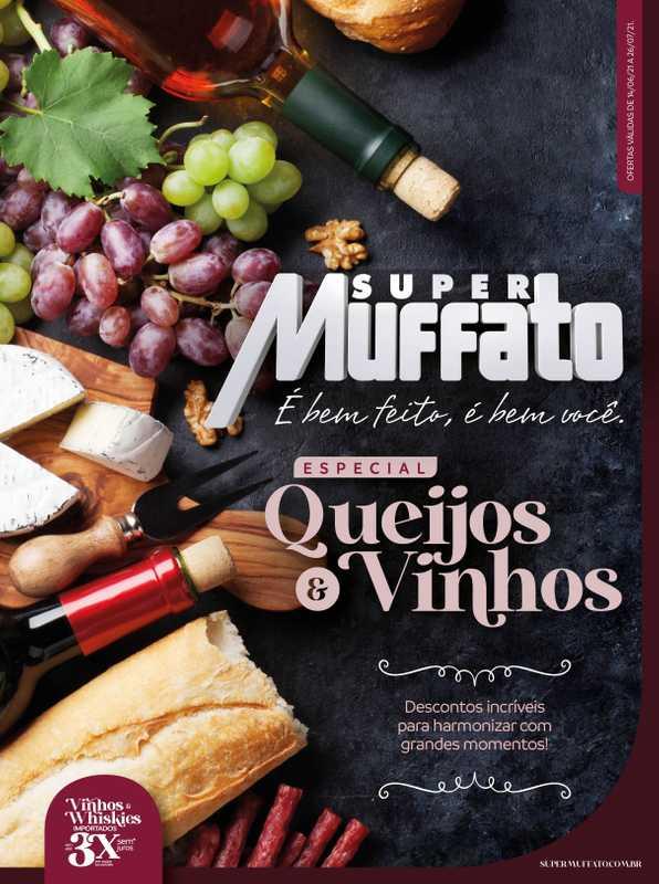 Super Muffato - encarte válido de 16.06.2021 até 26.07.2021 - página 1.