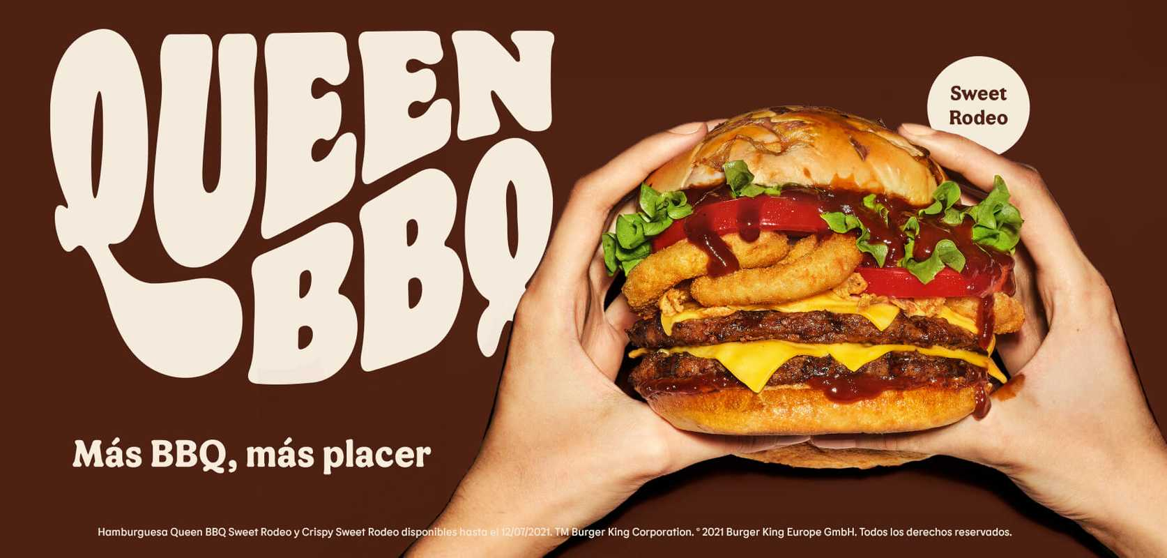 Burger King® - el folleto es válido desde 21.05.2021 hasta 12.07.2021 - página 1.