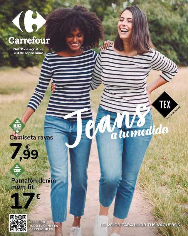 Carrefour - el folleto es válido desde 31.08.2021 hasta 20.09.2021 - página 1.