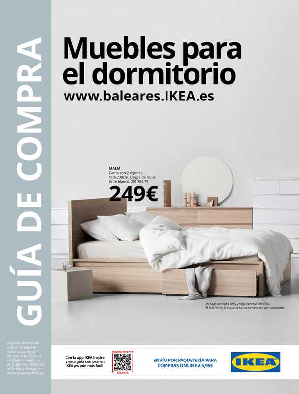 IKEA - el folleto es válido desde 20.10.2020 hasta 15.08.2021 - página 1.