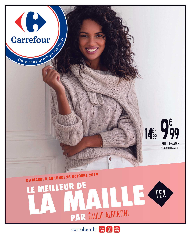 Carrefour - promo à partir de 08-10-2019 - page 1