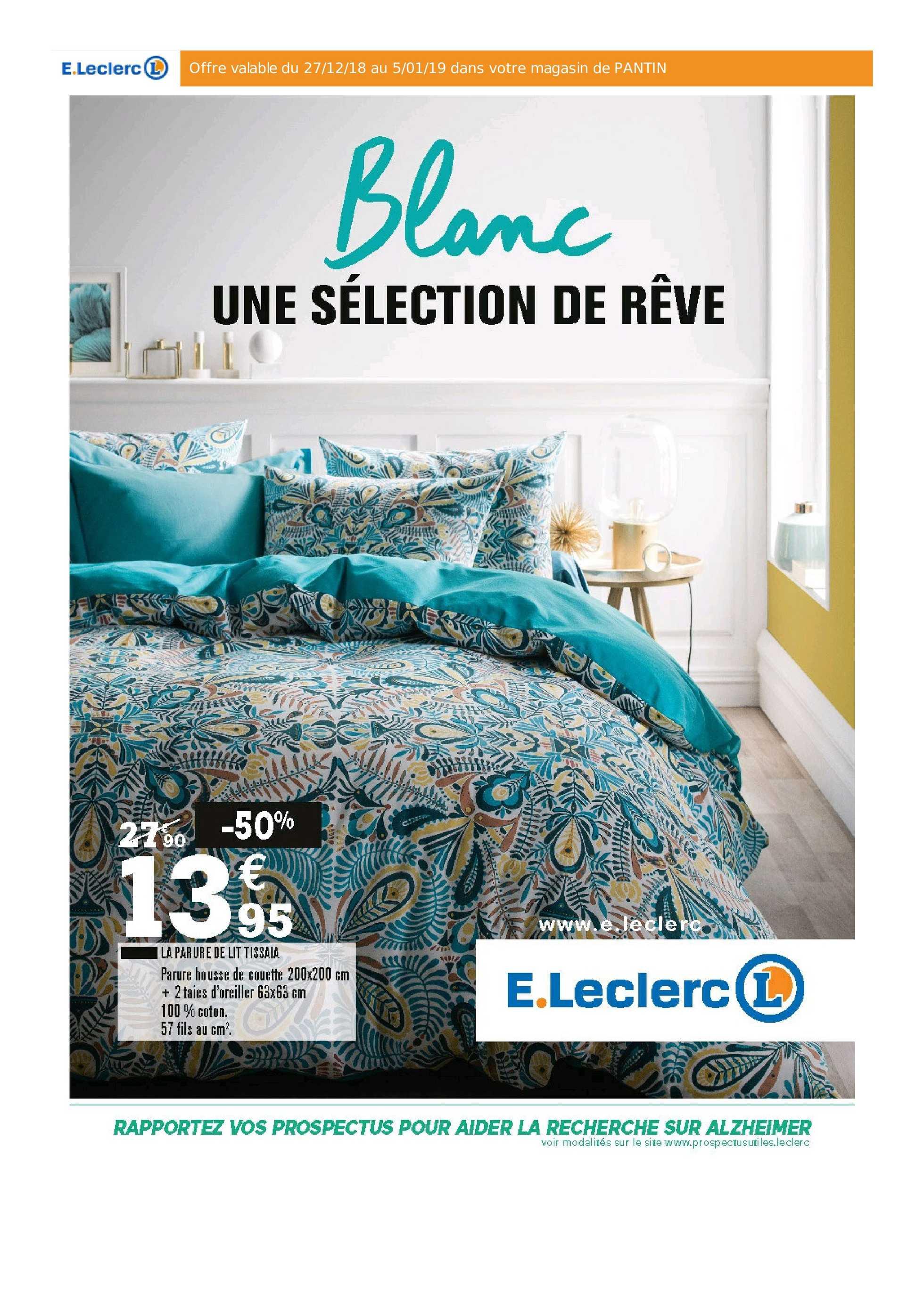 Catalogue E Leclerc Les Dernières Offres Fr Promotons Com