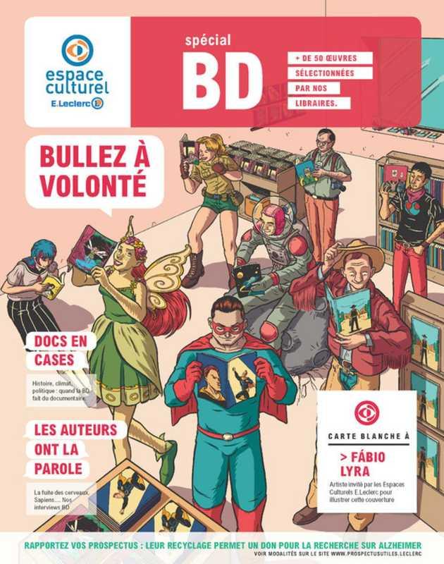 E.Leclerc Espace Culturel - promo valable du 20.10.2020 au 19.12.2020 - page 1.