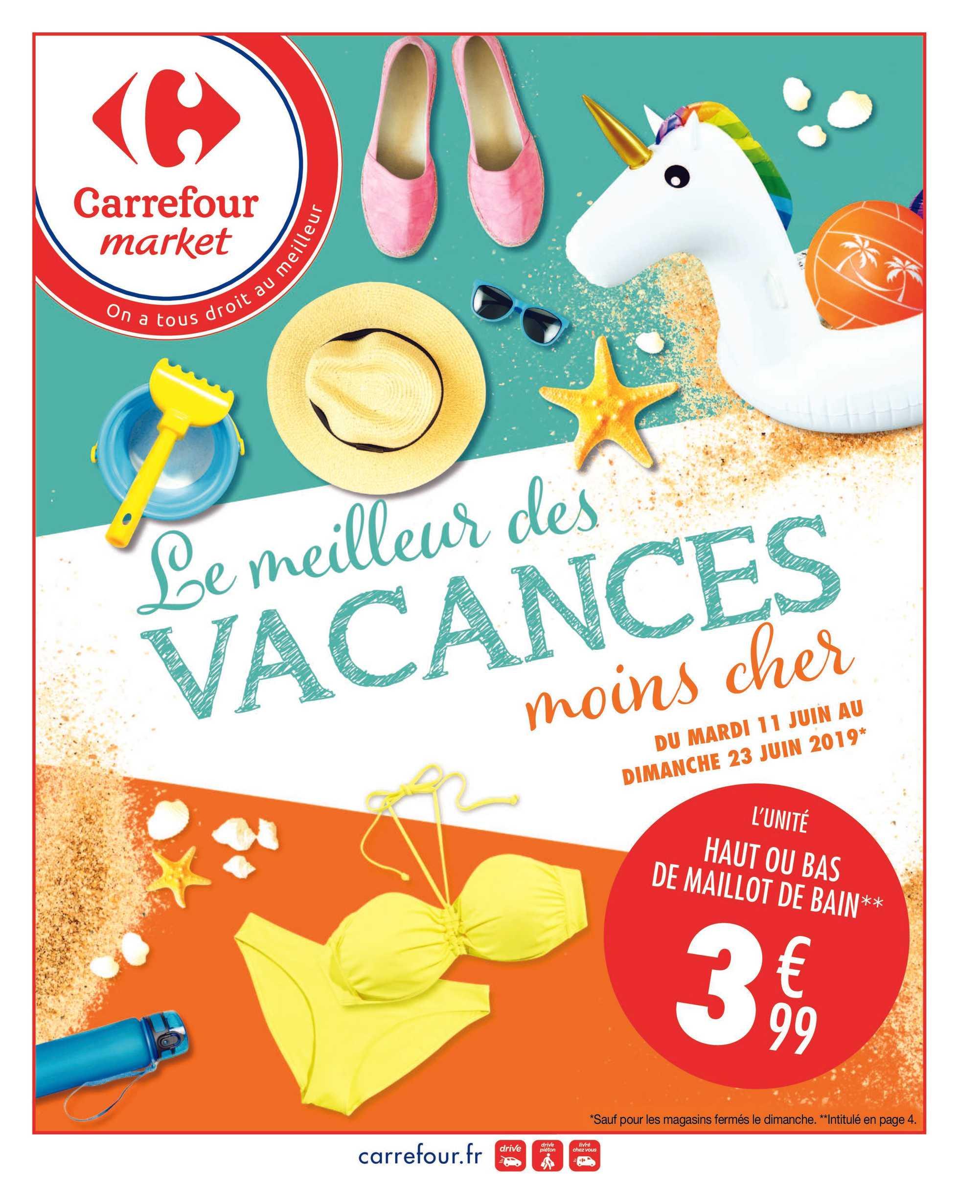 cost charm finest selection offer discounts Le catalogue actuel de Carrefour   fr.promotons.com